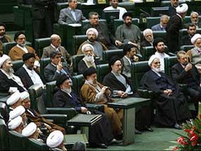 غیبت توجیه همایش سیاُمین سال قانونگذاری و نظارت (عکس: ایسنا)