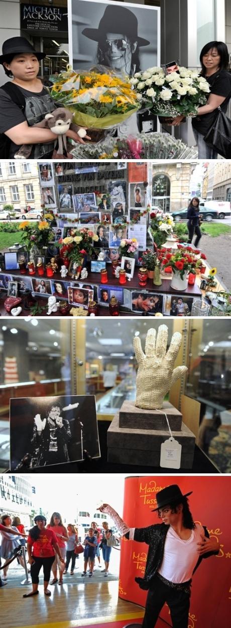 عکس+زمان+مرگ+مایکل+جکسون